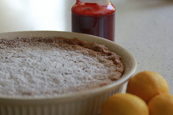 Lemon Chess Pie CU