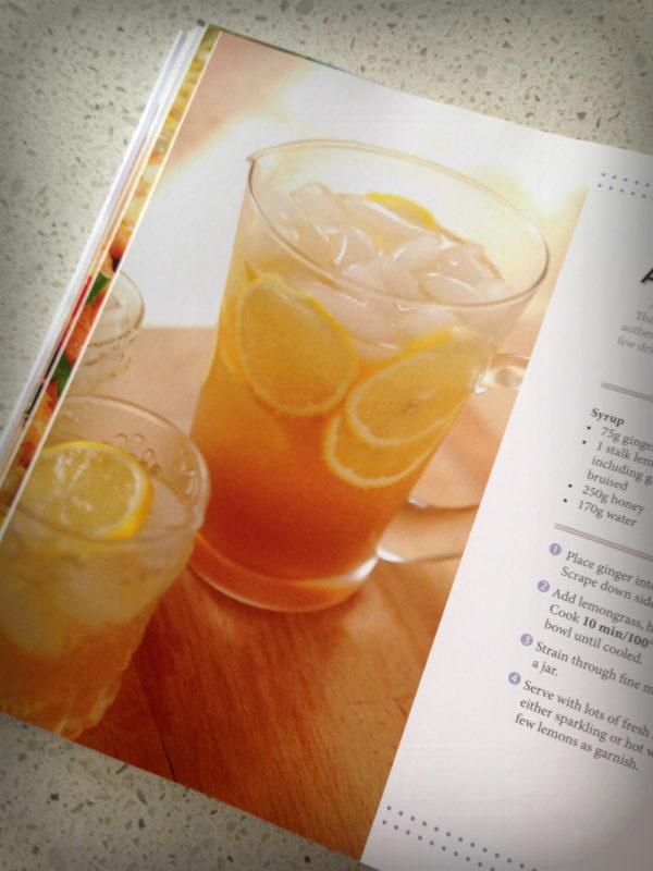 Lemongrass Gingerade in KIS