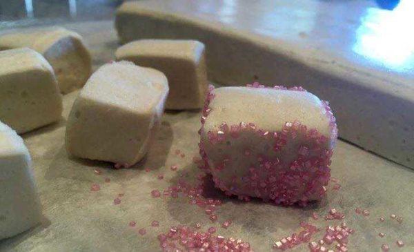 Photo of Honey Marshmallows