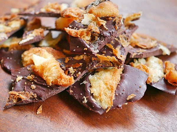 Mexican Churros Chocolate Bark LS TENINA