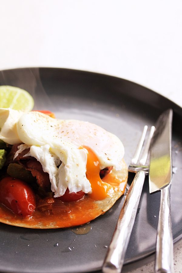 Mexican Eggs Fotor