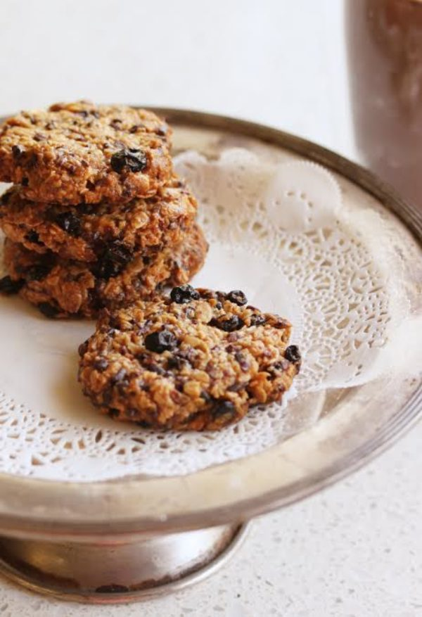 Photo of Muesli Cookies