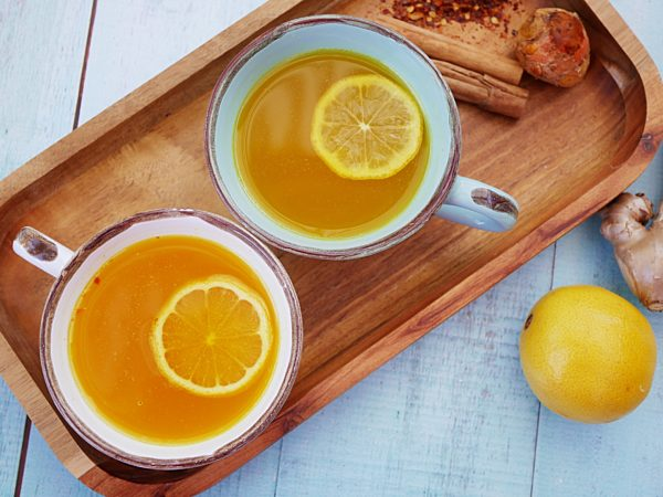 Photo of Mulled Turmeric Flu Buster Tonic