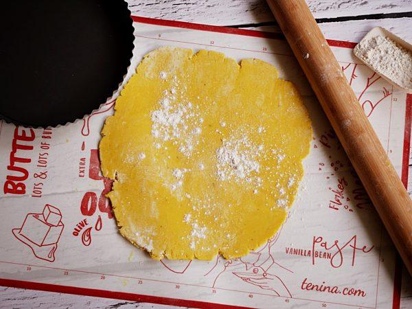 Mustard Shortcrust Pastry Fotor