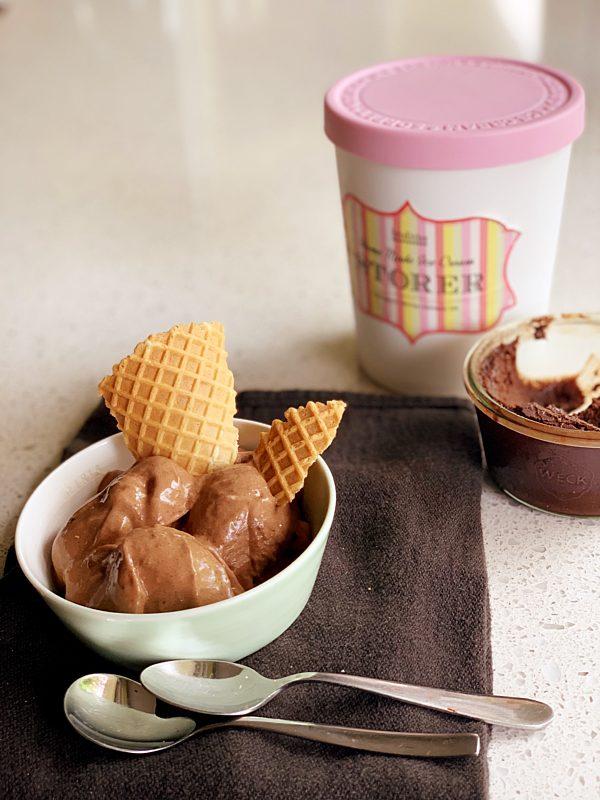 Notella Instant Ice Cream Fotor