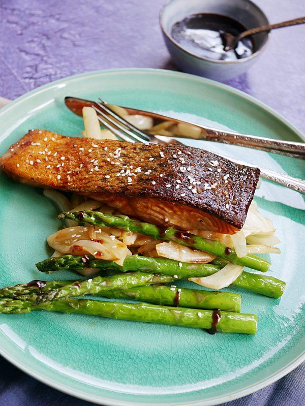 Oriental Salmon Fillets P TENINA