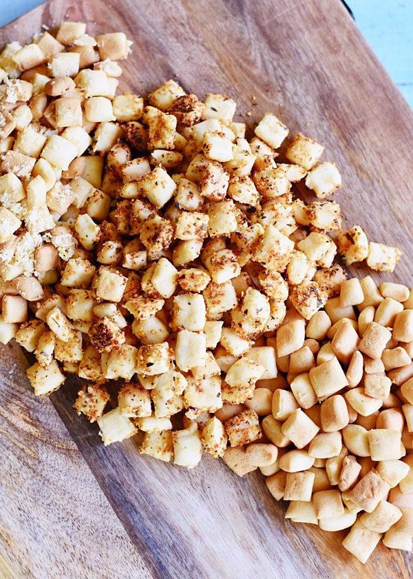 Oyster Crackers Thermomix