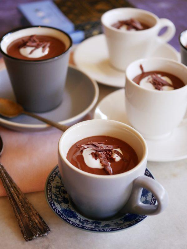 Parisian Hot Chocolate P Thermomix