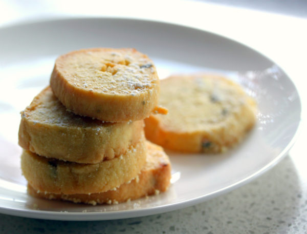 Photo of Passionfruit And Lime Biscuits (Cookies)