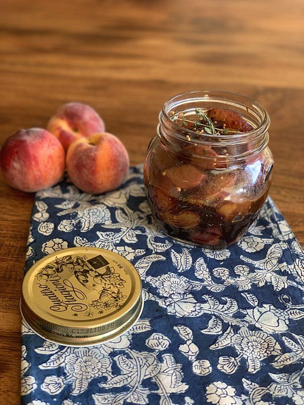 Peach Relish 1
