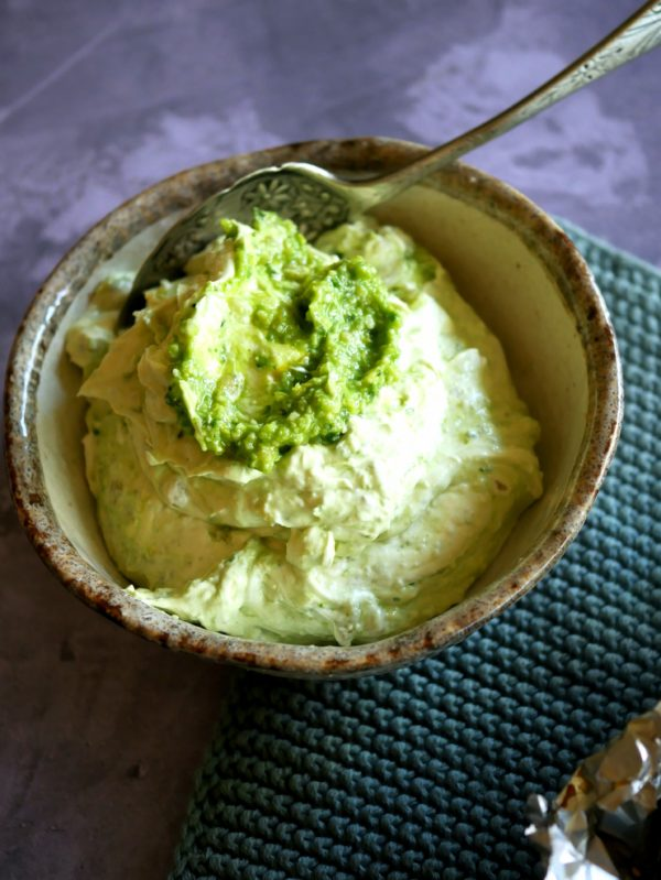 Pesto Sour Cream P Thermomix