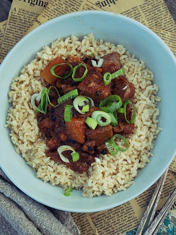 Pineapple Pork OH P Thermomix