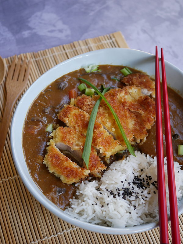 Pork Katsu Curry P