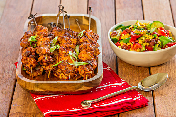 Portugese-Chicken-Kebabs-with-Charred-Corn