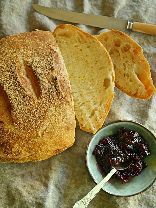 Pre Ferment Boule OH P Thermomix