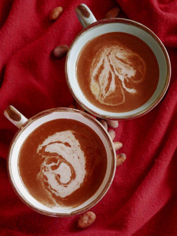 Protein Hot Brew Chocolate OH CU P TENINA
