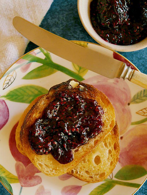 Raspberry Jam OH P Thermomix