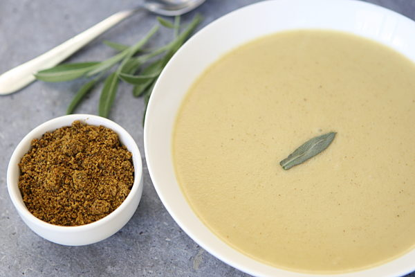 Sage Potato And Leek Soup