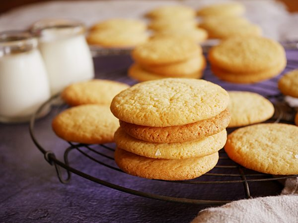 Photo of Salted Citrus Cookies