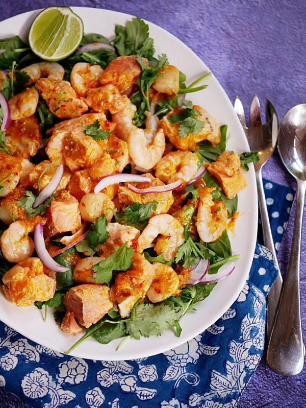 Seafood Salad P