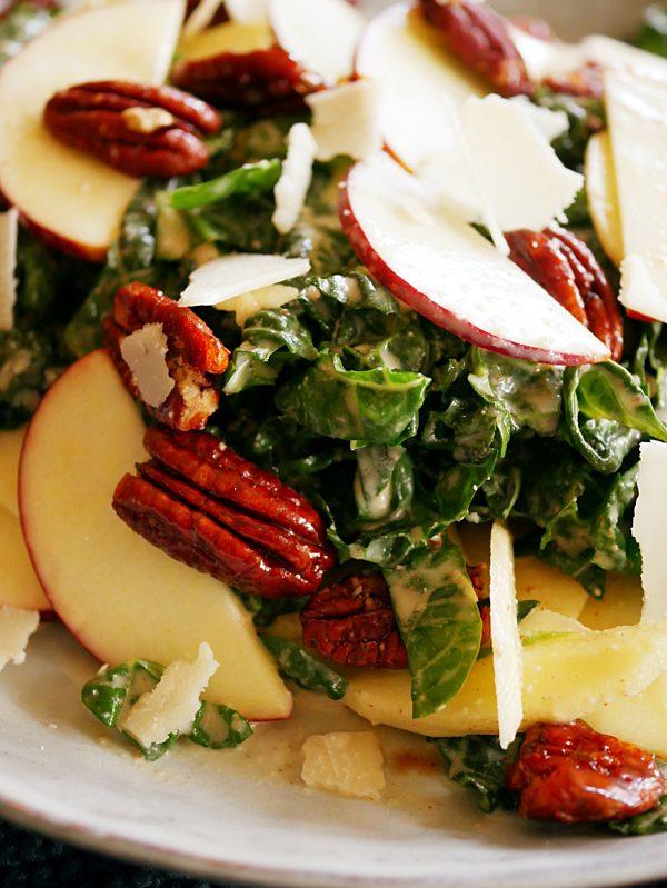 Silver beet and apple salad ECU P TENINA
