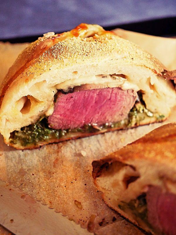Sourdough Steak Sandwich Loaf Thermomix