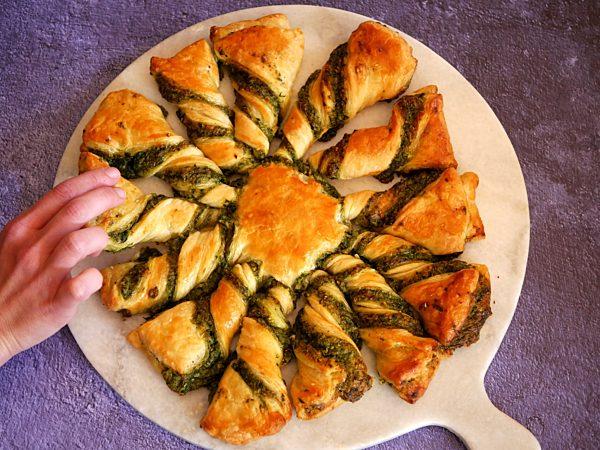 Spanakopita Sun Pastry LS Fotor