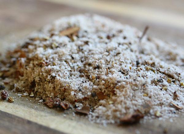Spiced Festive Salt