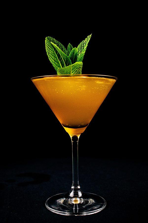 Spiced Passionfruit Mojito