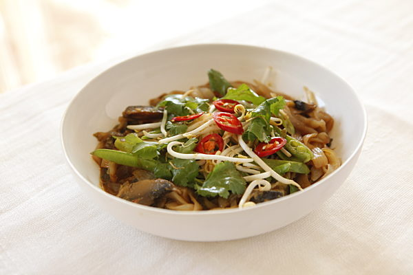 Spicy Sesame Chinese Noodles