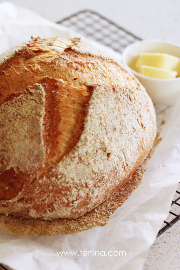 Thermomix-Potato-Rye-Bread