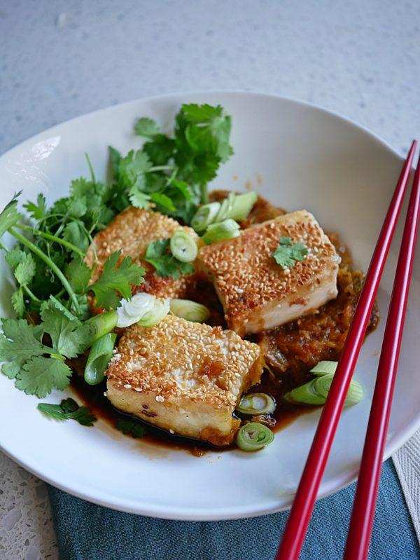 Tofu Challenge Fotor