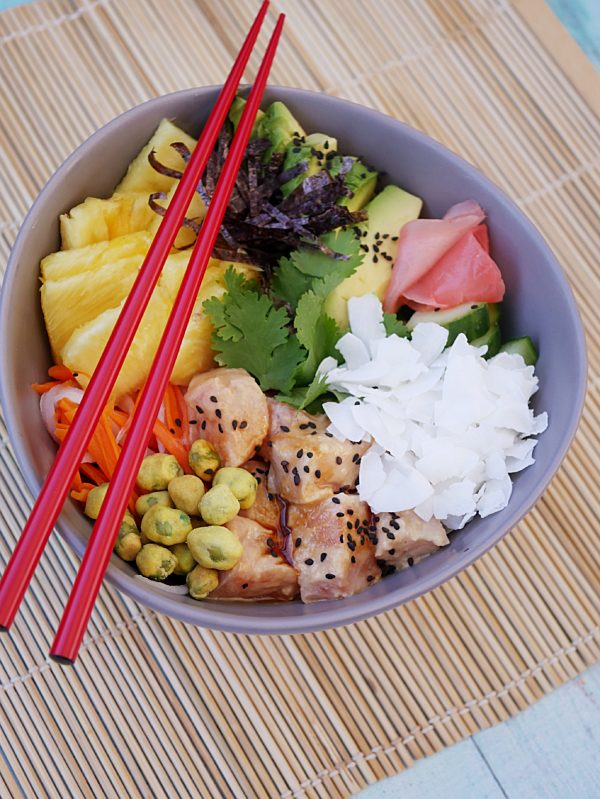 Waikiki Poke Bowl P Fotor