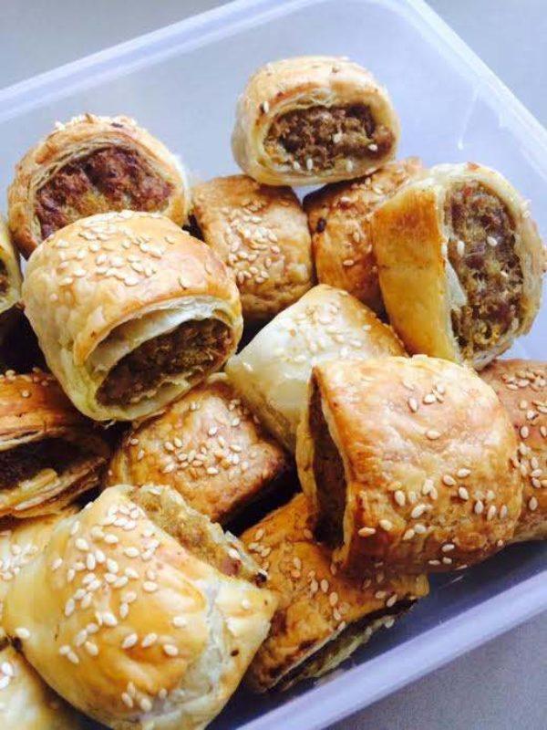 sausage-rolls