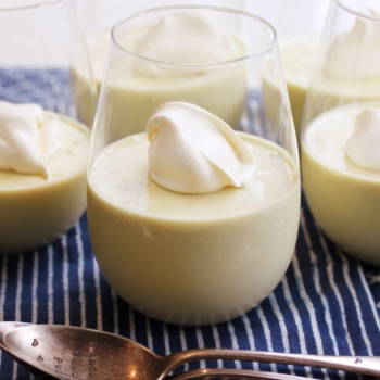 Thermomix Recipe Lime And White Chocolate Bavarois